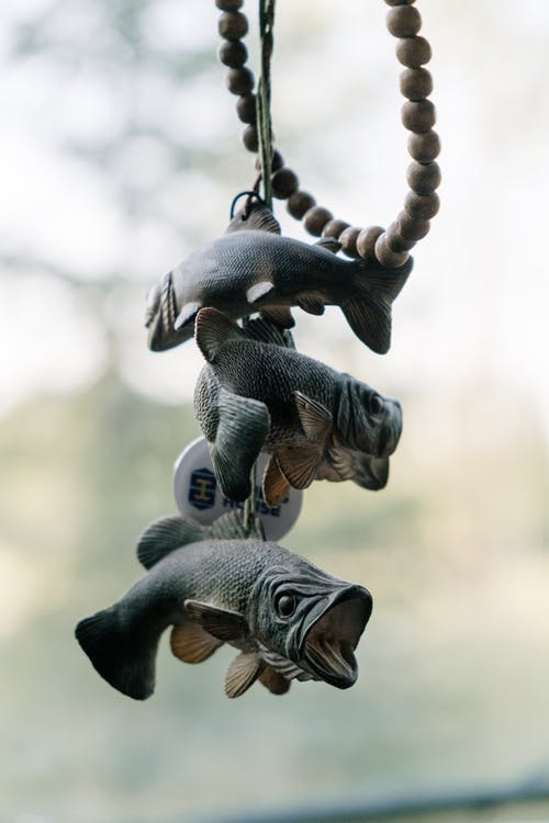Grey Elephant Figurine in Close Up Photography