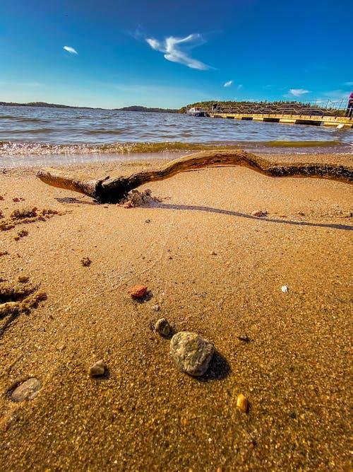 Foto stok gratis czysta woda, jezioro, lato, sztokholm