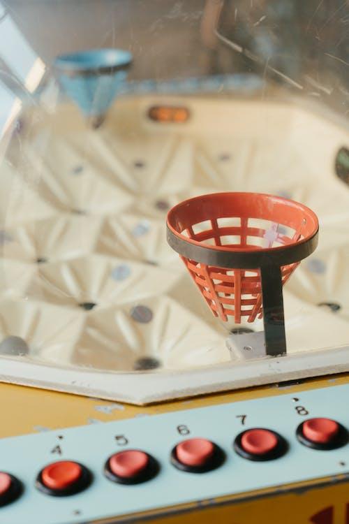 Безкоштовне стокове фото на тему «80-ті, аркада, Баскетбольне кільце»