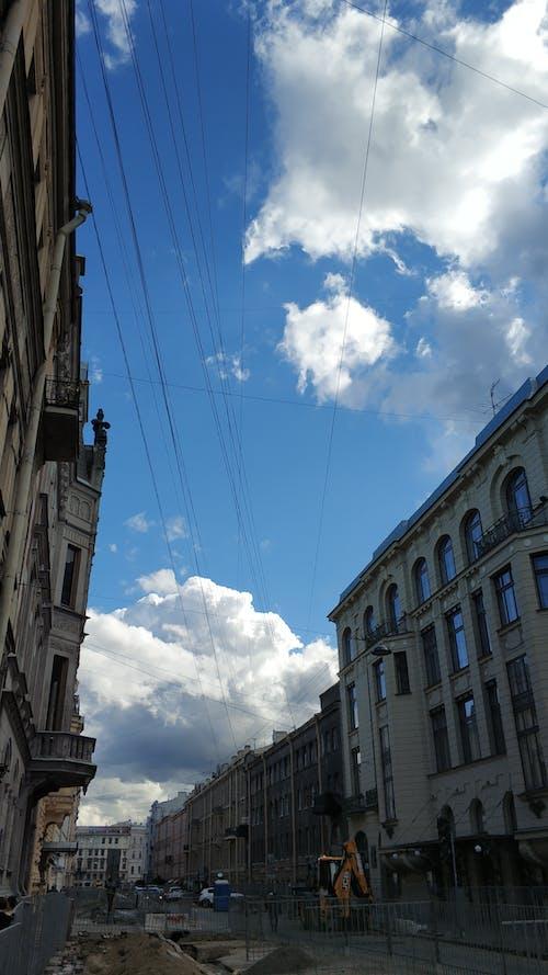 Photos gratuites de ancien, angle faible, architecture