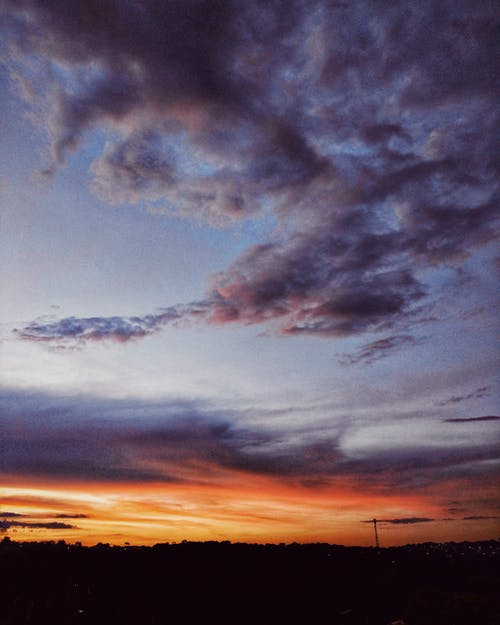 Fotos de stock gratuitas de al aire libre, amanecer, anochecer, color