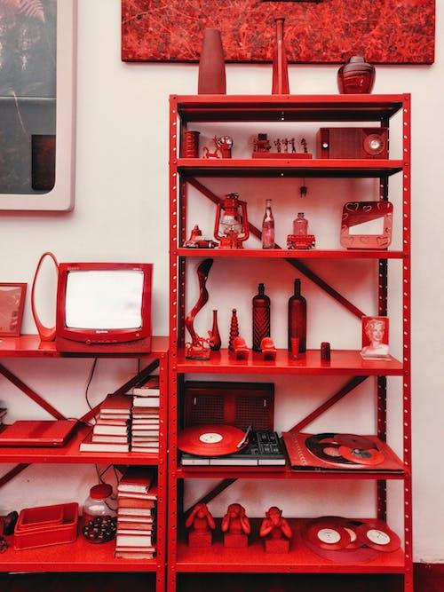 Fotos de stock gratuitas de adentro, armario, arquitectura, artículos de cristal
