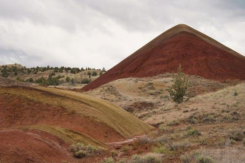 Gratis lagerfoto af bakker, dal, geologi, høj ørken