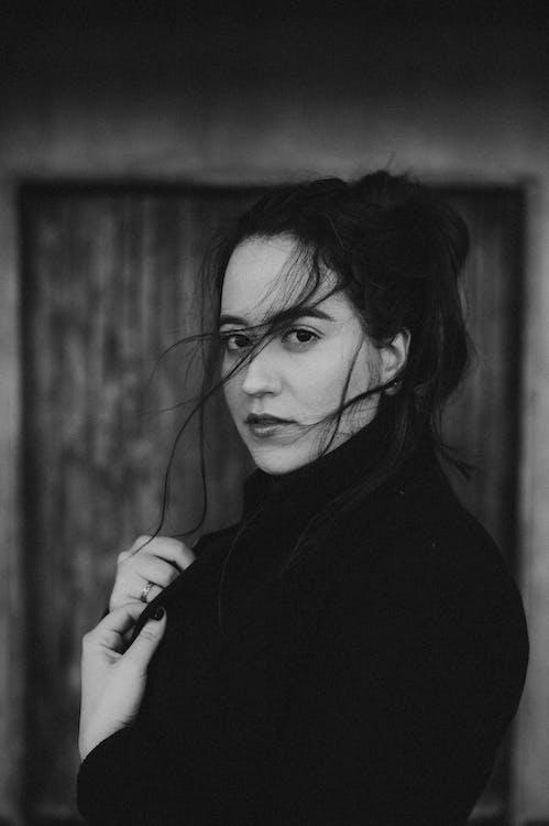 Imagine de stoc gratuită din alb-negru, armonios, aspect