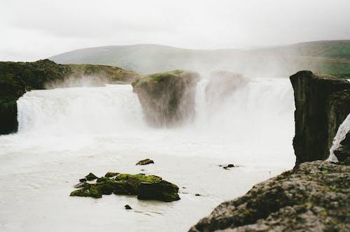 Gratis lagerfoto af natur, vandfald