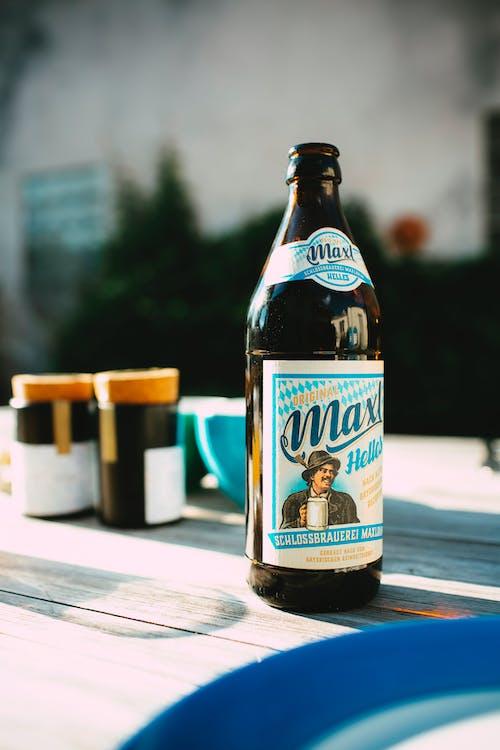 Gratis stockfoto met alcohol, ambachtelijk bier, barbecue, barbecue eten