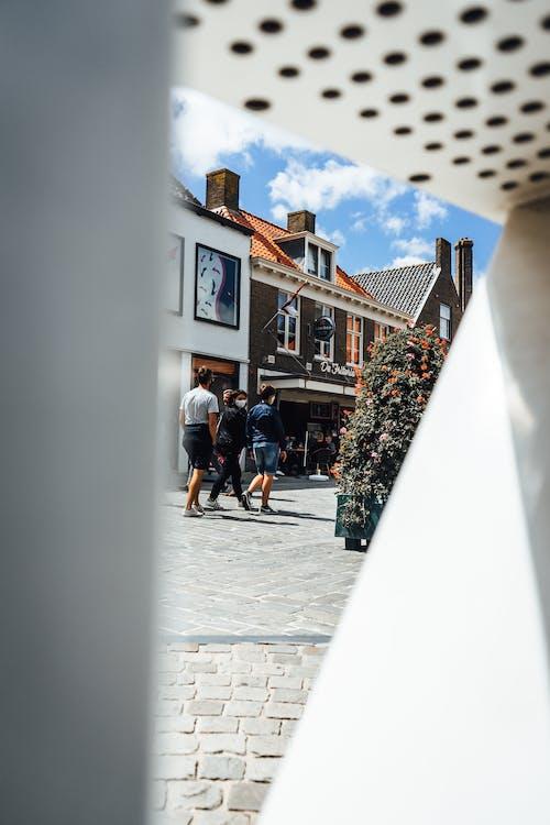 Kostnadsfri bild av arkitektur, bleknat utseende, Europa, holland