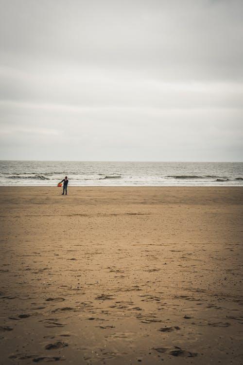 Free stock photo of beach, beach power, cadzand