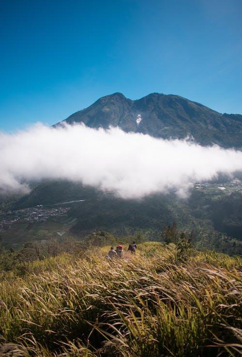 Free stock photo of cloud, hiking, mountain, summer