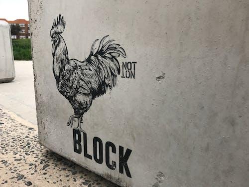 Free stock photo of Cock block