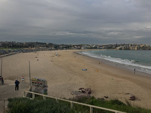 Free stock photo of Bondi Beach