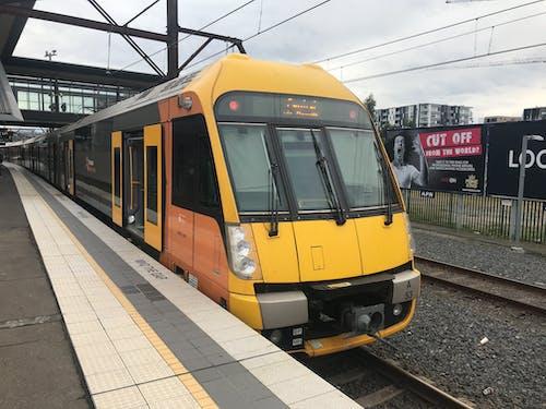 Free stock photo of Sydney train