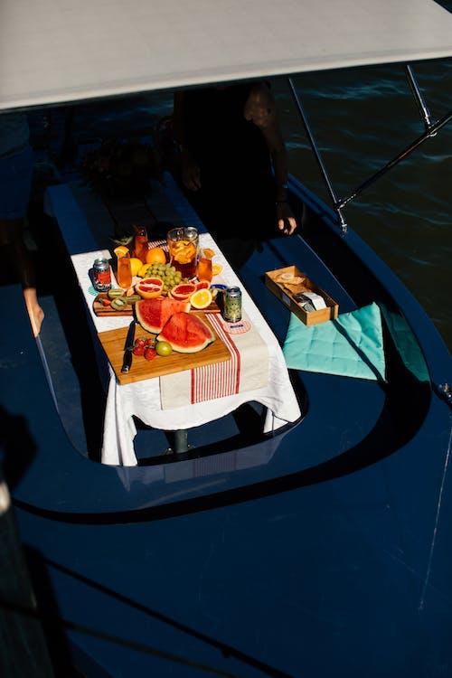 Gratis lagerfoto af alkohol, appelsin, appetitligt, båd