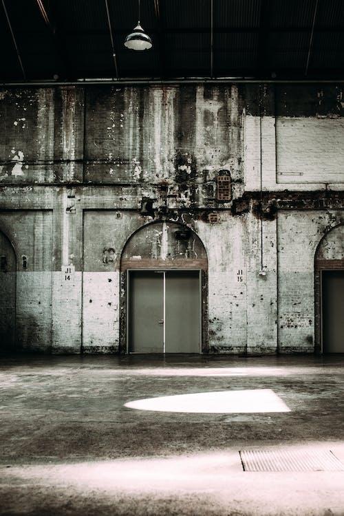 Gratis lagerfoto af ældet, arkitektur, beskidt