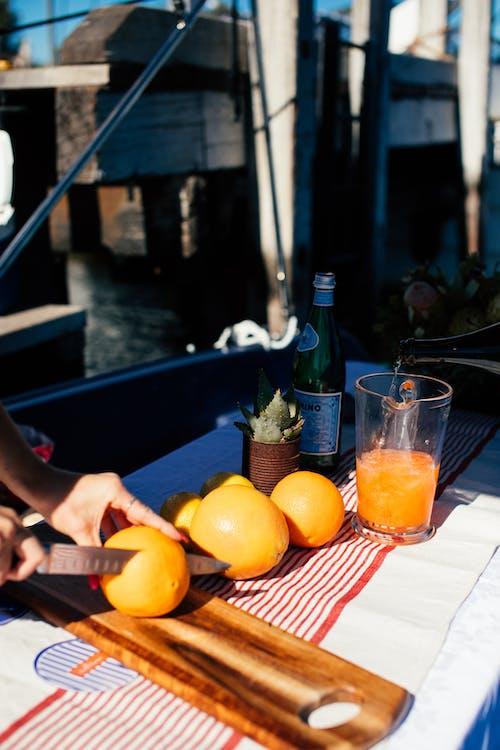 オーガニック, おいしい, オレンジの無料の写真素材