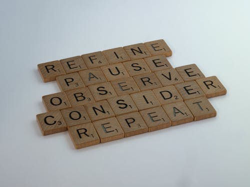 Free stock photo of consider, create, creative process, don't rush