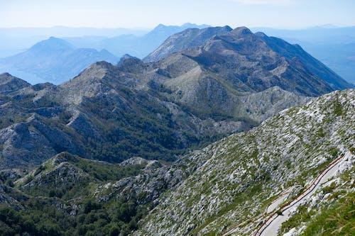 Free stock photo of biokovo, distance, mountain
