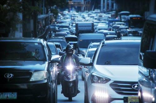 Free stock photo of edsa, manila, Philippines, traffic