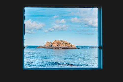 경치, 모래, 물, 바다의 무료 스톡 사진