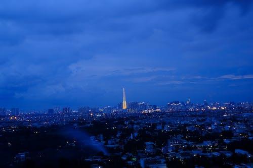 Fotos de stock gratuitas de cielo azul, ciudad, ciudad de ho chi minh, gente de vietnam