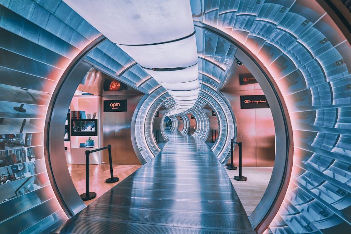 Immagine gratuita di completare, futuristico, illuminato