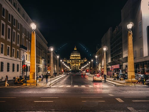 Immagine gratuita di antica architettura romana, città, città del vaticano