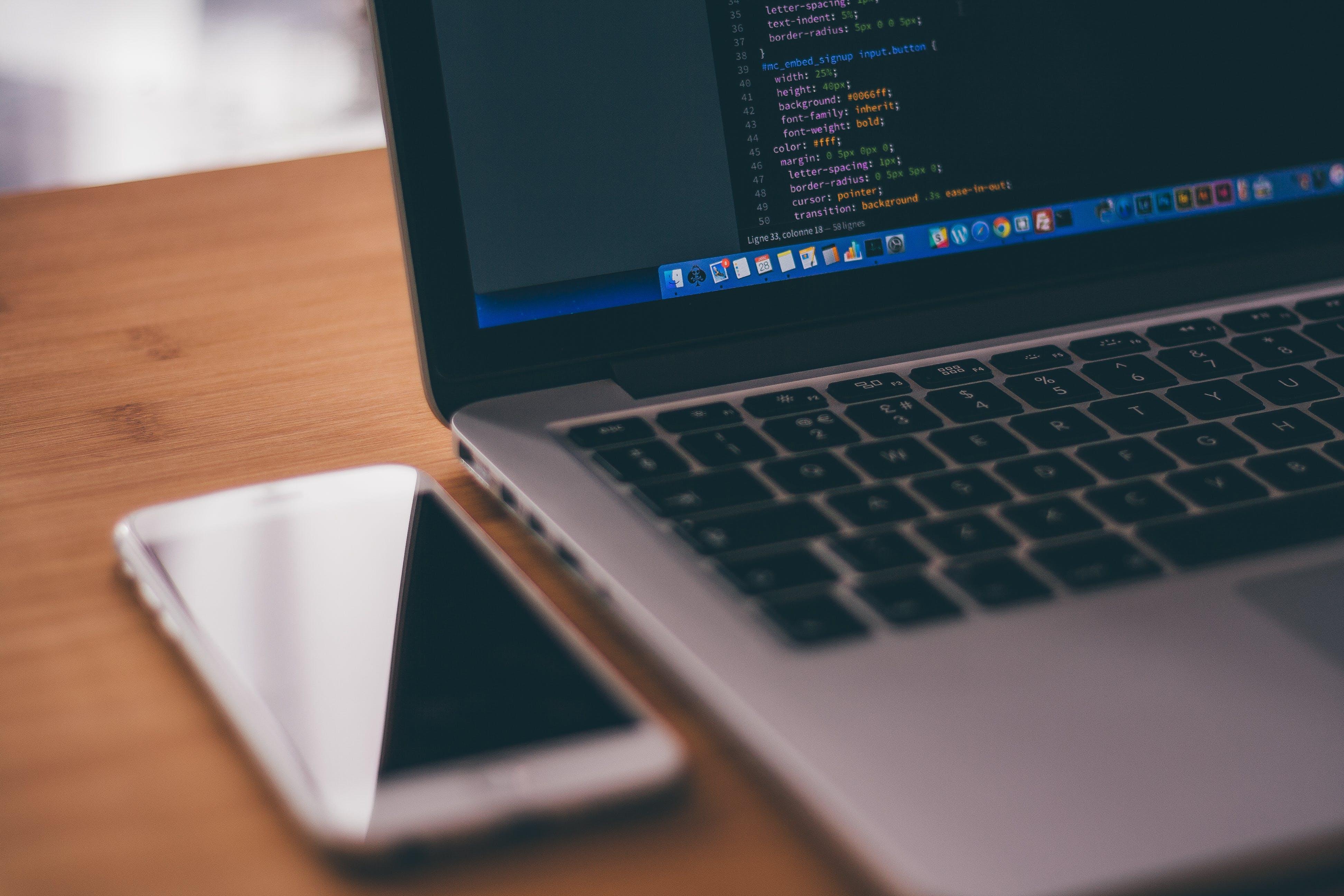 คลังภาพถ่ายฟรี ของ HTML, การทำงาน, การสะท้อน, การเขียนโค้ด