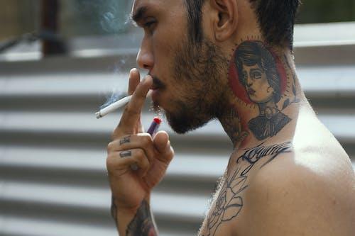Základová fotografie zdarma na téma cigareta, dospělý, festival