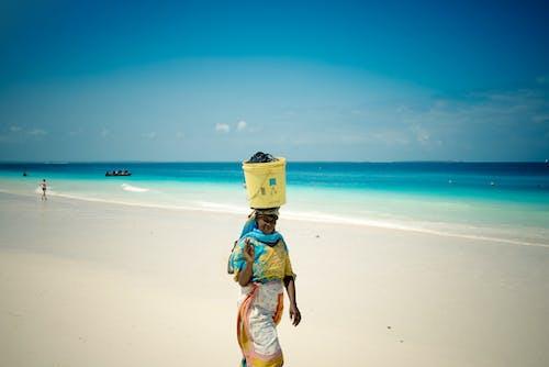 Zanzíbar, Tanzania, playa, paraíso