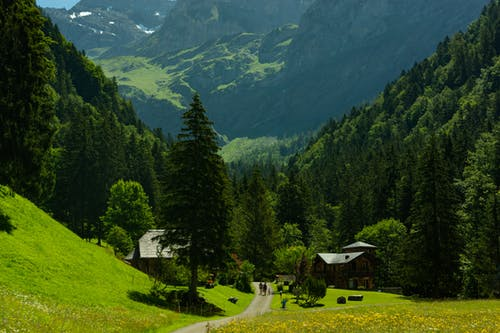 Základová fotografie zdarma na téma #příroda, divoký, hory, pěší turistika
