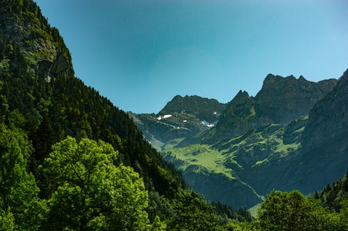 Gratis stockfoto met #natuur, Bos, groene bergen, woud