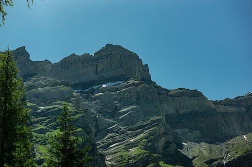 Základová fotografie zdarma na téma hory, jasná obloha, obloha, ostrý