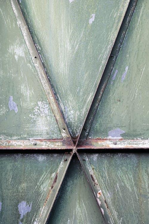 Gratis lagerfoto af abstrakt, årgang, beskidt, dør