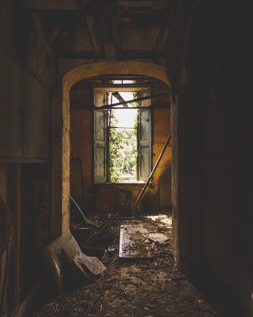Ilmainen kuvapankkikuva tunnisteilla aavemainen, arkkitehtuuri, autio, hävityksen