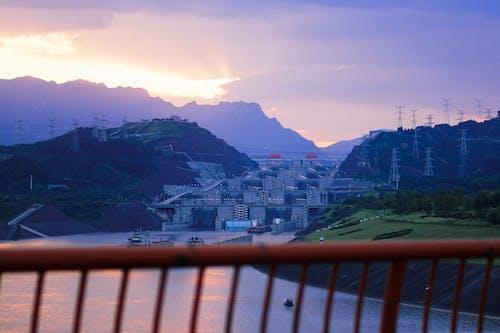 Free stock photo of bridge, china, electricity