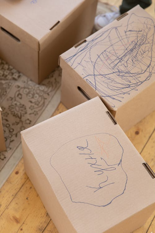 Kostenloses Stock Foto zu box, bündeln, business, container