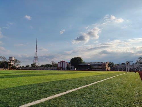 Free stock photo of 4k wallpaper, american football, football arena