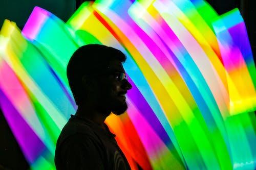 Free stock photo of bright colours, colour, illusion