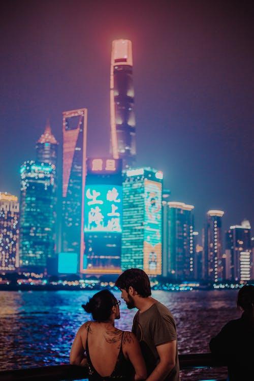 Ilmainen kuvapankkikuva tunnisteilla Aasia, alus, arkkitehtuuri, bund