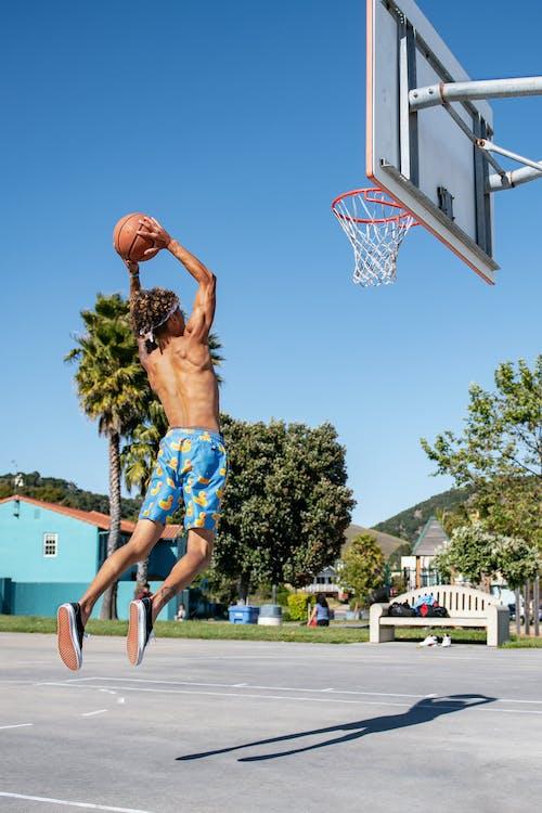 Immagine gratuita di basket, inzuppare