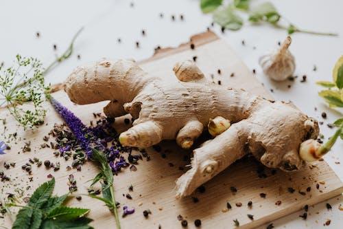 afresh asya otlar, ahşap, aromatik, asya otlar içeren Ücretsiz stok fotoğraf