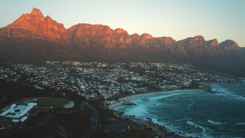 Gratis arkivbilde med Cape Town, daggry, fjell