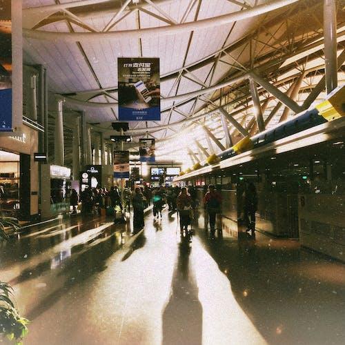 Бесплатное стоковое фото с filmspiraton, Аэропорт, осака