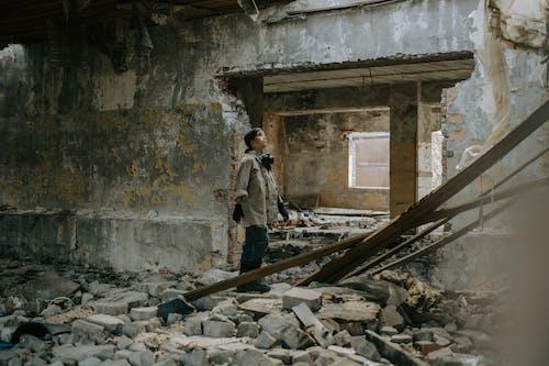 Fotobanka sbezplatnými fotkami na tému alternatívna realita, apokalypsa, architektúra, budova