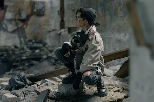 Fotobanka sbezplatnými fotkami na tému alternatívna realita, apokalypsa, budova, budúcnosť