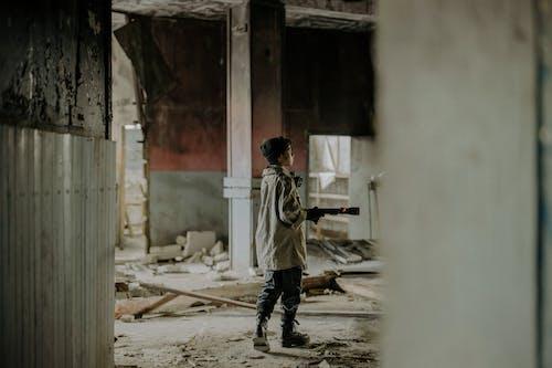 Fotobanka sbezplatnými fotkami na tému alternatívna realita, apokalypsa, architektúra, baterka