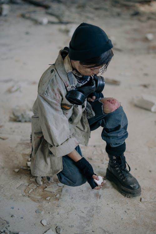 Fotobanka sbezplatnými fotkami na tému alternatívna realita, apokalypsa, budúcnosť, chlapec