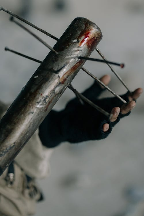 Foto stok gratis bertahan, cemar, darah, dekil