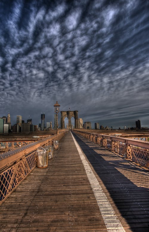 Free stock photo of brooklyn, brooklyn bridge, nyc