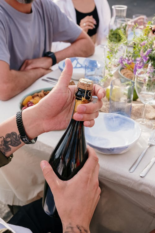 açılış, akşam yemegi partisi, alkol, anonim içeren Ücretsiz stok fotoğraf